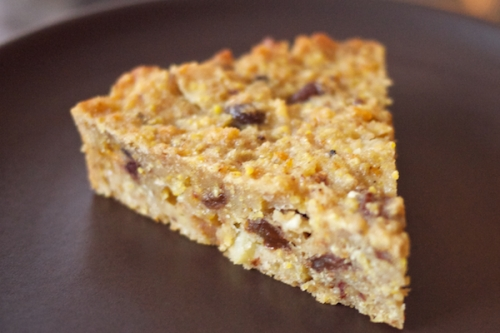 Pin Bustrengo – Polenta And Apple Cake Mixbakestir Cake on Pinterest